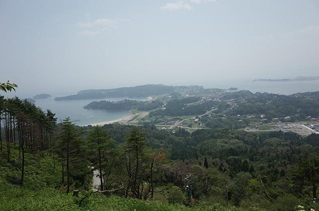 Kesennuma Oshima -Kameyama-  Hidemi Shimura