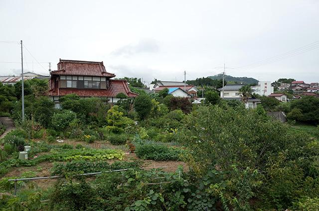 気仙沼大島 -散歩中の風景1-  Hidemi Shimura