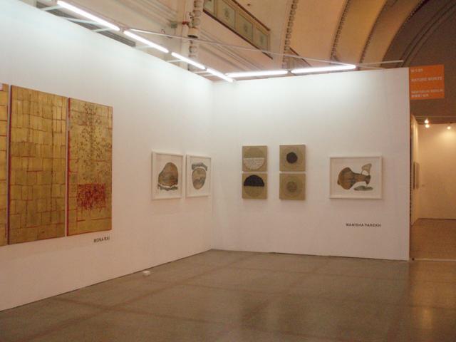 SHcontemporary2011 No.1 -Nature Morte Gallery 上海アートニュース Hidemi Shimura