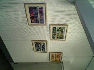 大阪にて作品展示中 私のアートイベント報告, アート ART Hidemi Shimura