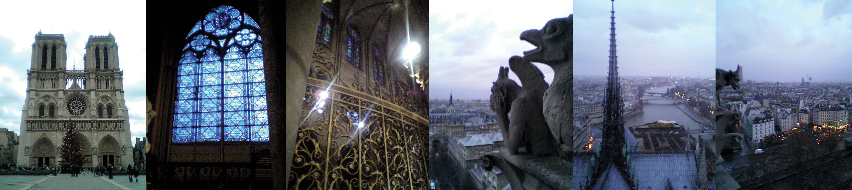 ノートルダム大聖堂 Cathédrale Notre-Dame de Paris パリ, Paris Hidemi Shimura